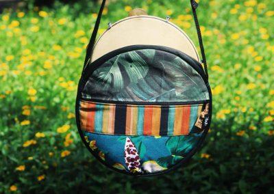 🎵 Bag para Pandeiro 🎵