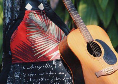 🎼 Capa para Violão Folk 🎼